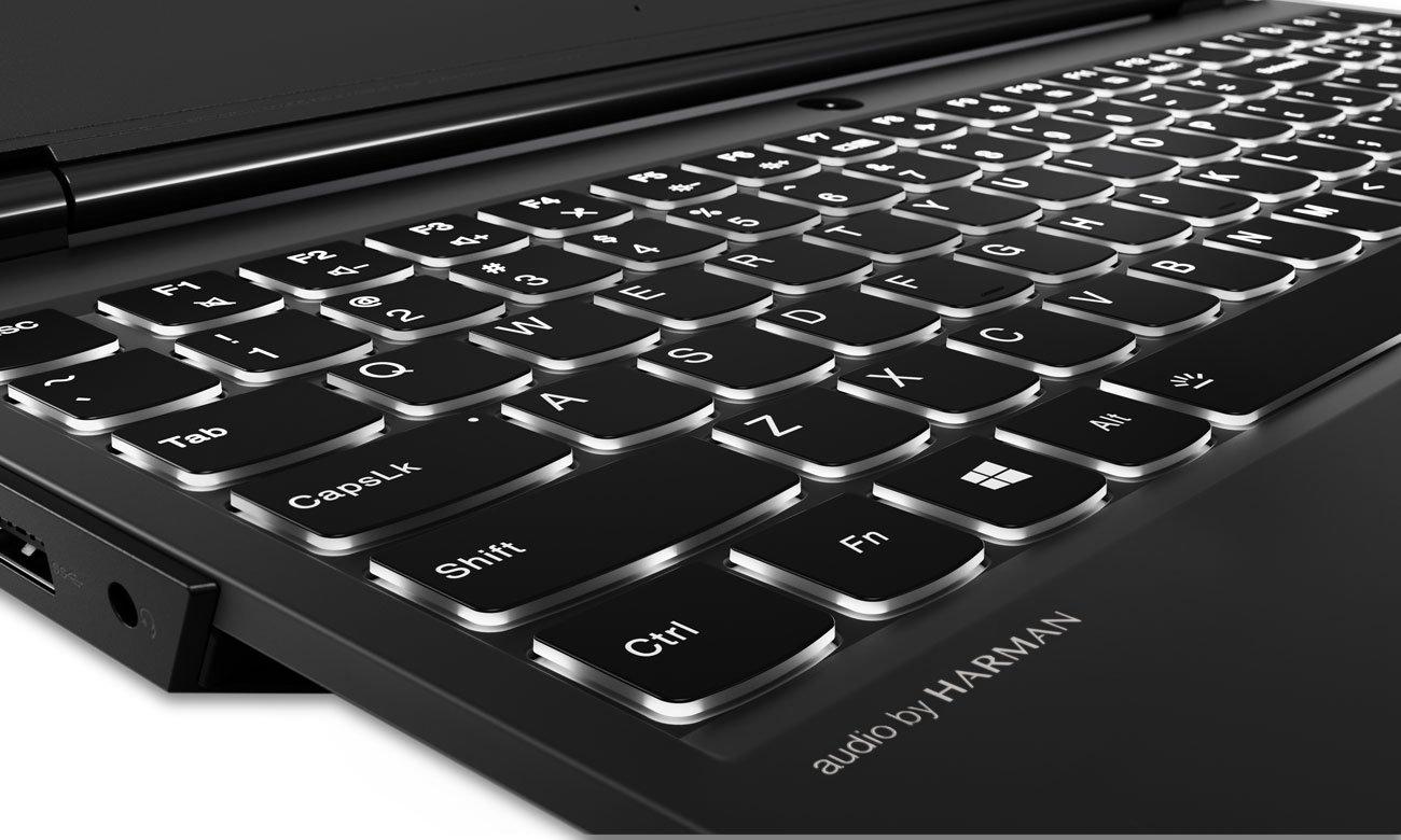 Lenovo Legion Y530 Podświetlana na biało klawiatura