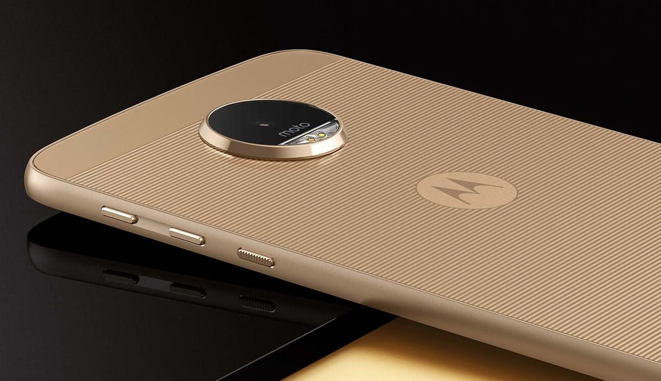 Motorola Moto Z optyczna stabilizacją obrazu, laserowy autofokus