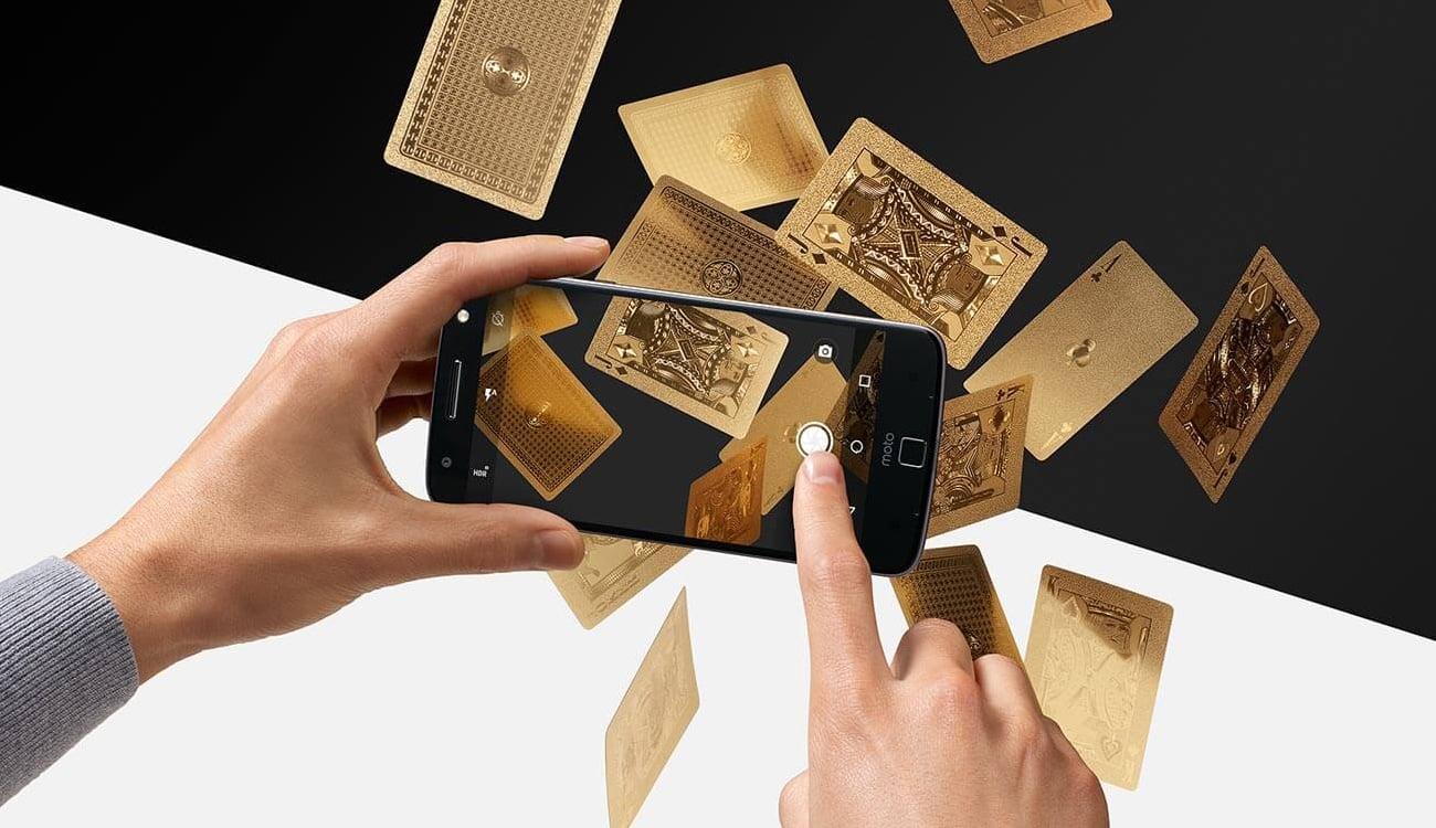 Motorola Moto Z Imponująca pamięć