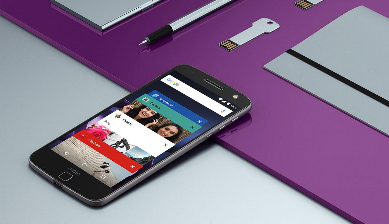 Motorola Moto Z Ultra-cienka obudowa