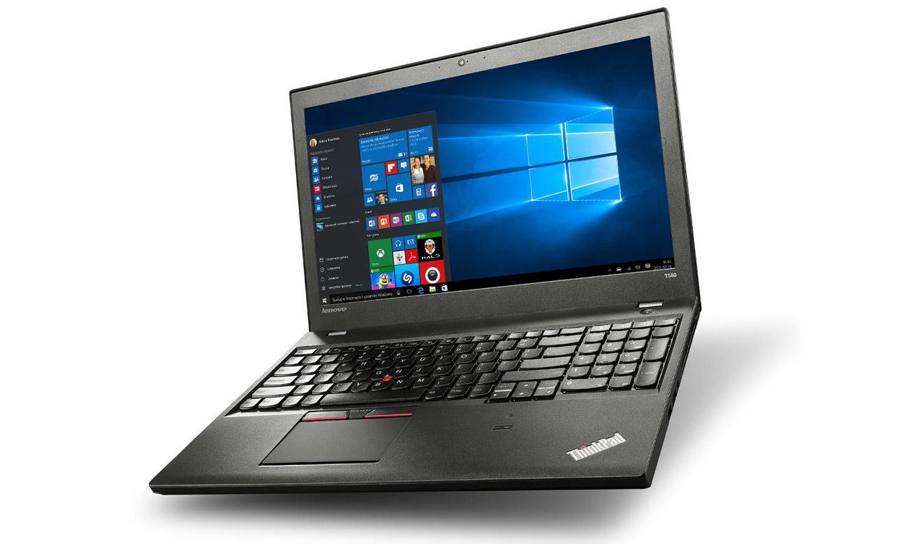 Laptop Lenovo T560 procesor intel core i5 szóstej generacji