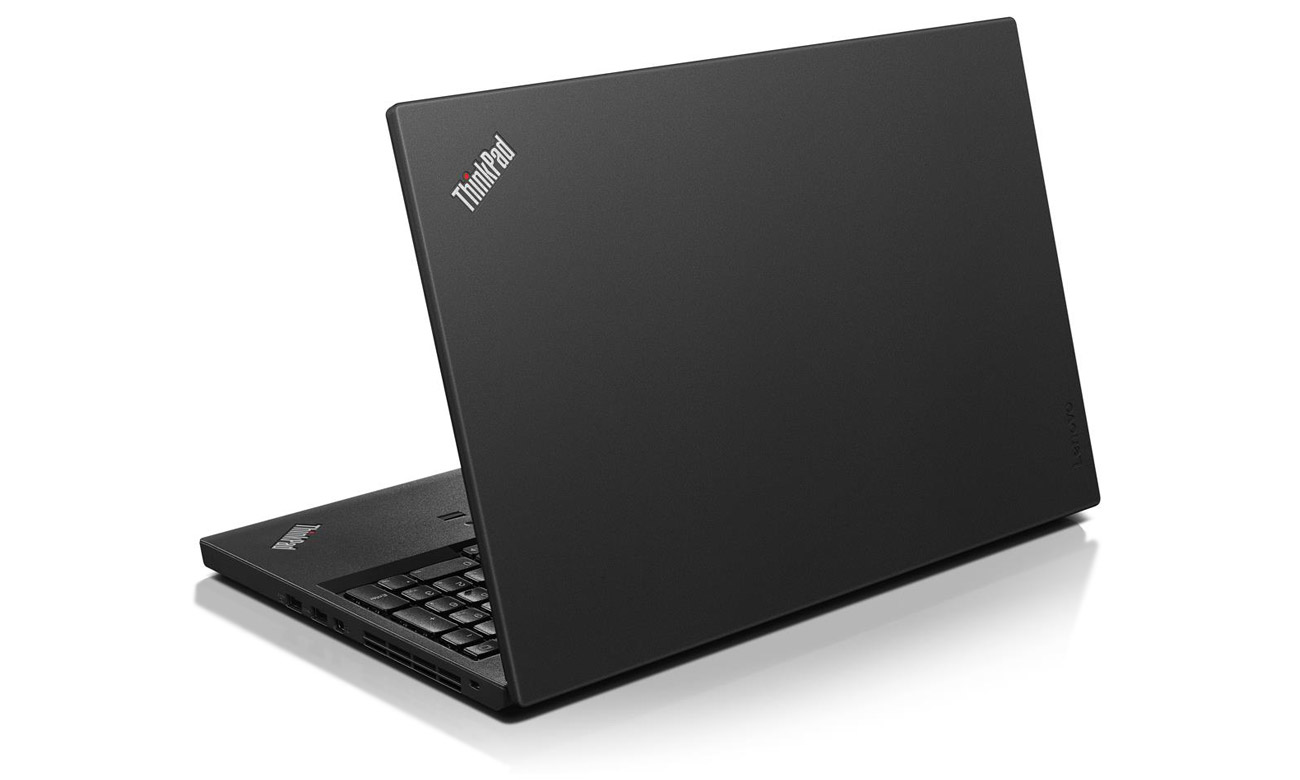 Laptop Lenovo T560 technologia power bridge bateria