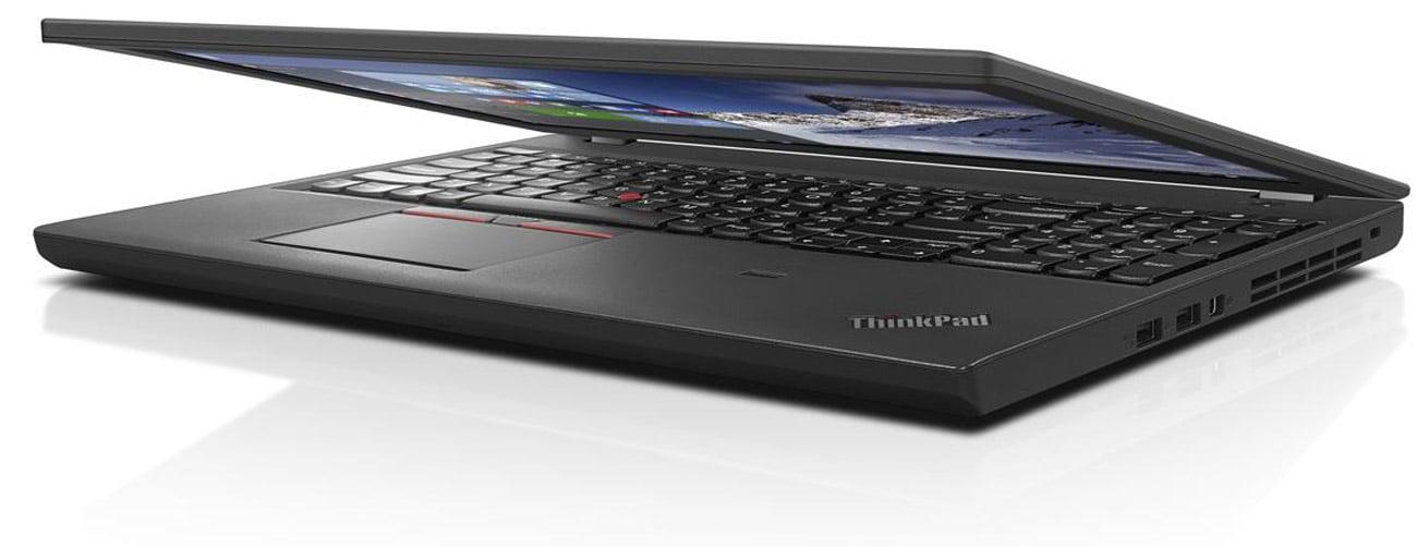 Laptop Lenovo T560 transfer danych usb 3.0