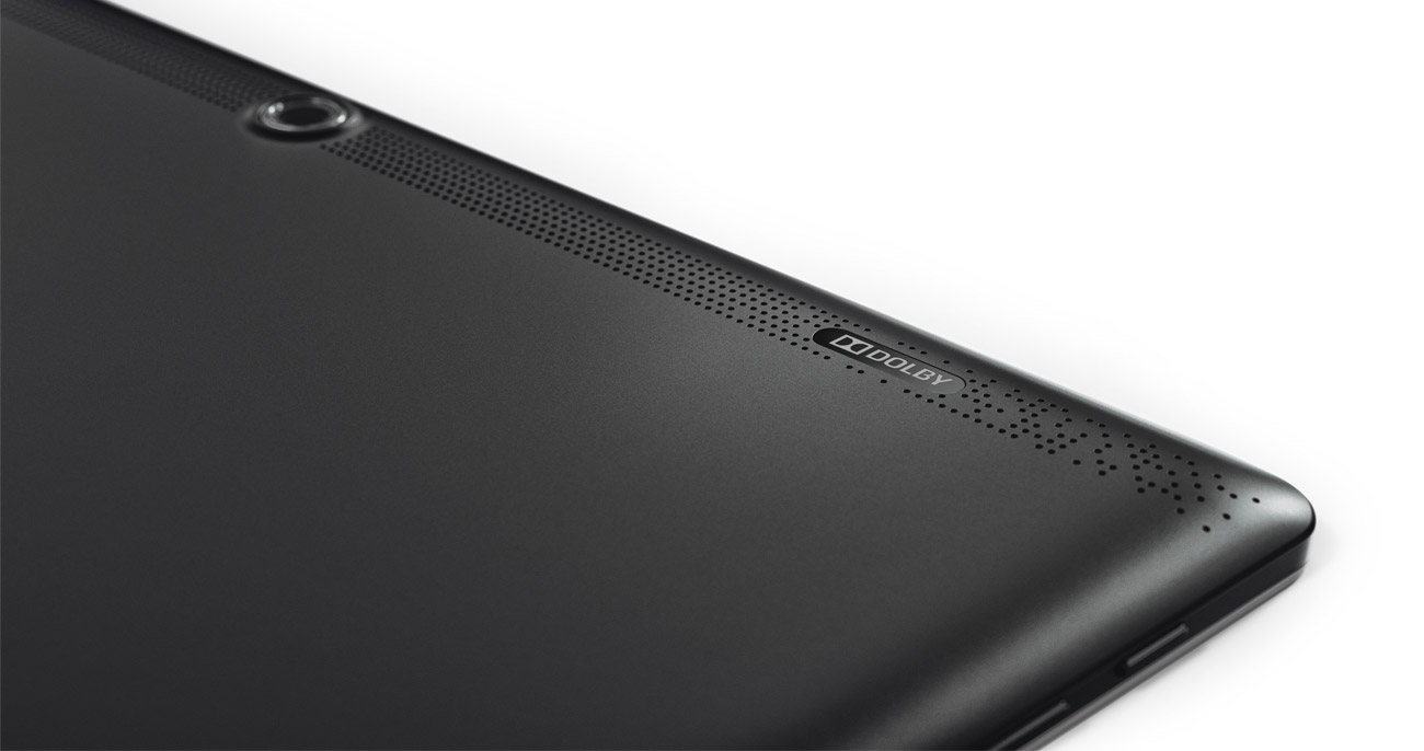Lenovo TAB 3 10 Plus głośniki stereo