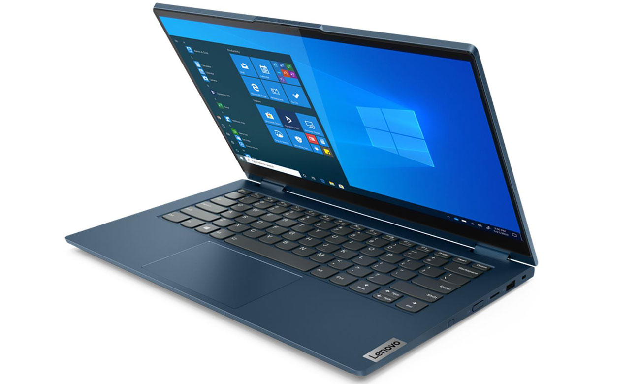 Laptop biznesowy Lenovo ThinkBook Yoga 14s