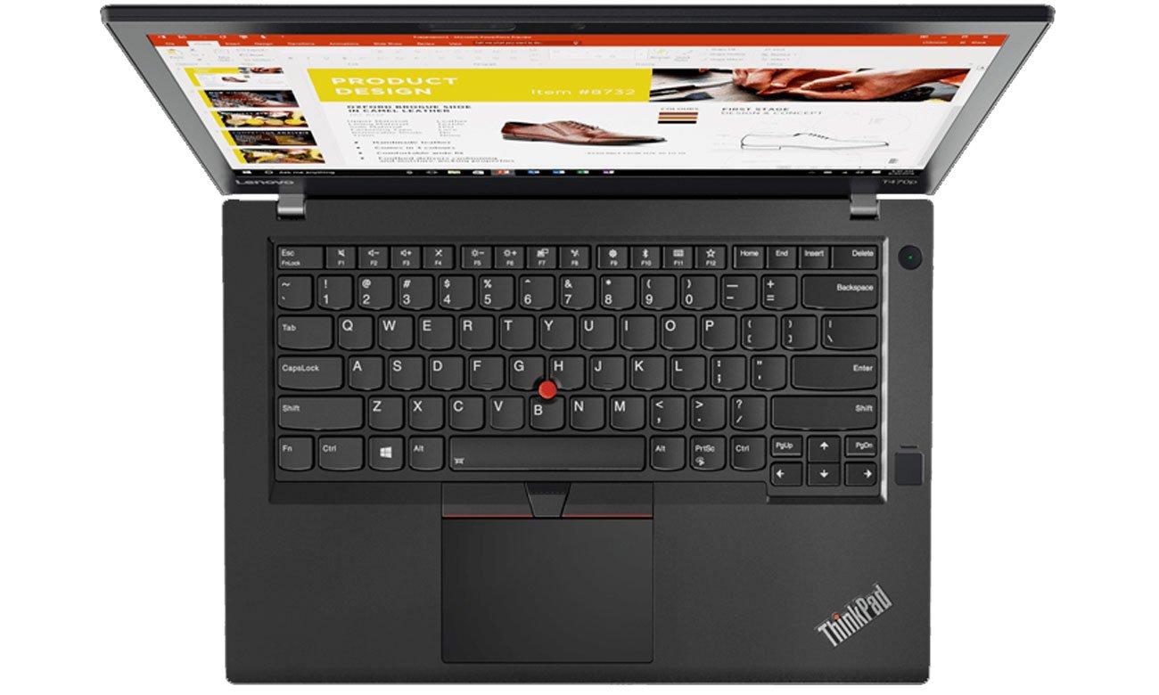 Lenovo ThinkPad T470p wysoka wytrzymałość