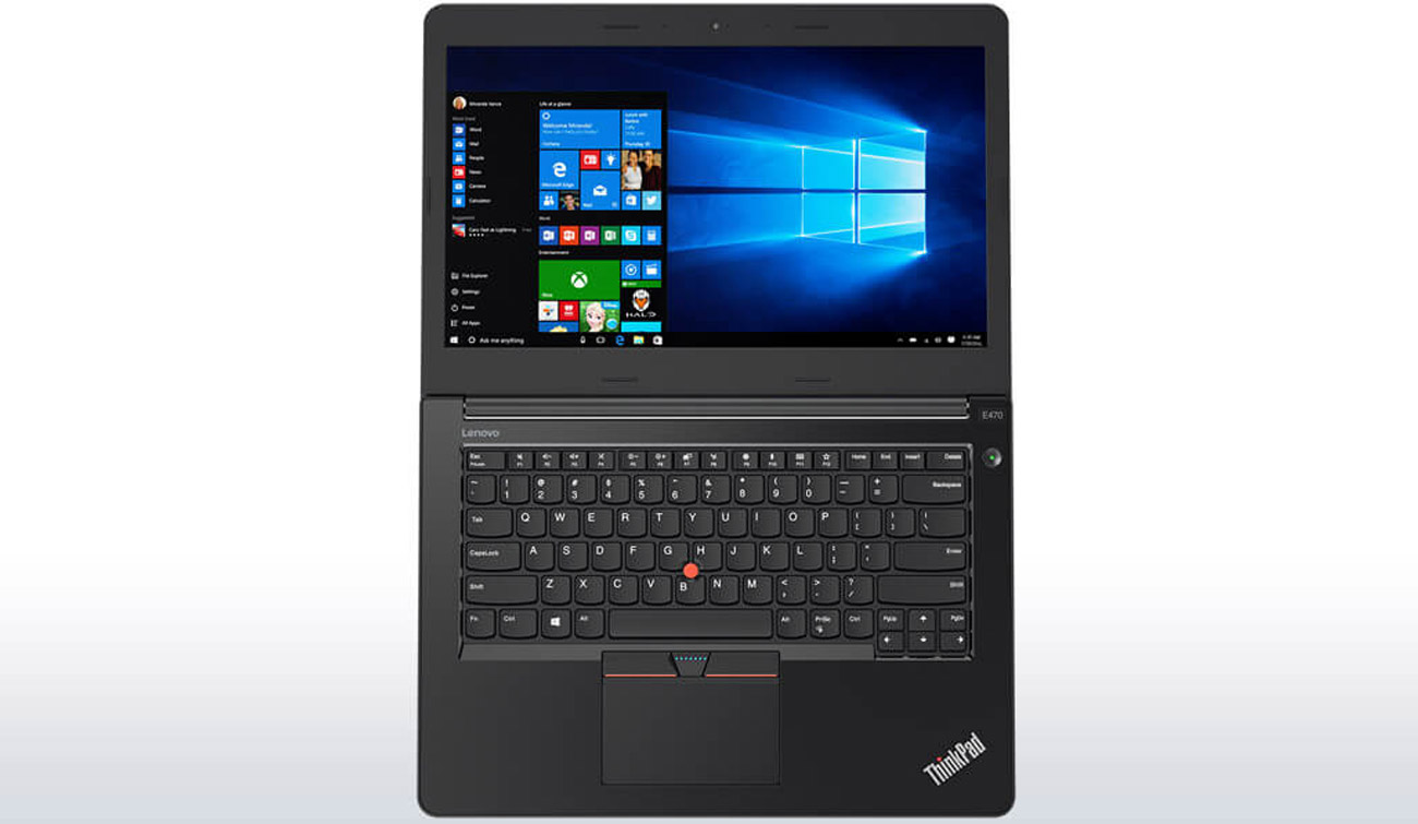 Lenovo ThinkPad E470  kamera hd
