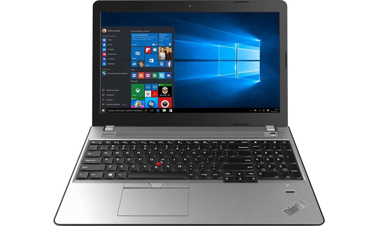 lenovo ThinkPad Edge E570 klawiatura