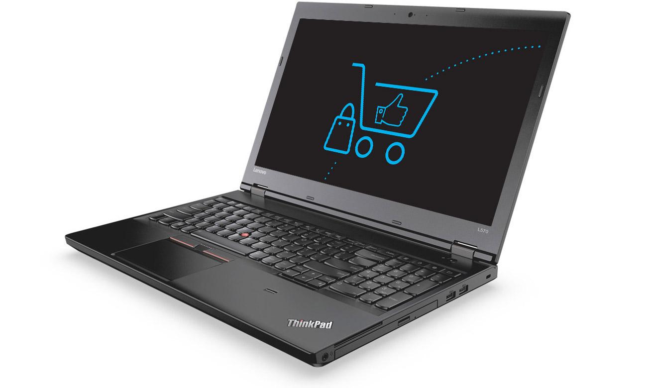 Lenovo ThinkPad L570 Procesor Intel Core i5 siódmej generacji