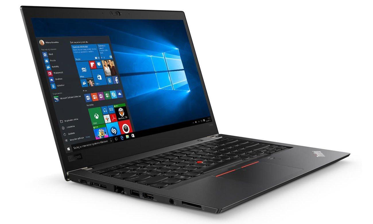 Lenovo ThinkPad T480s Dźwięk Dolby Audio Premium