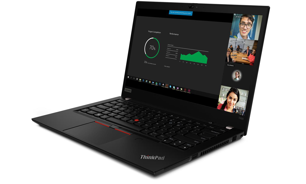 Laptop Lenovo ThinkPad T490