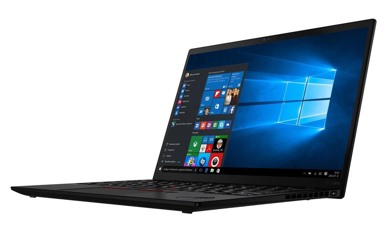ThinkPad X1 Nano i świetne brzmienie