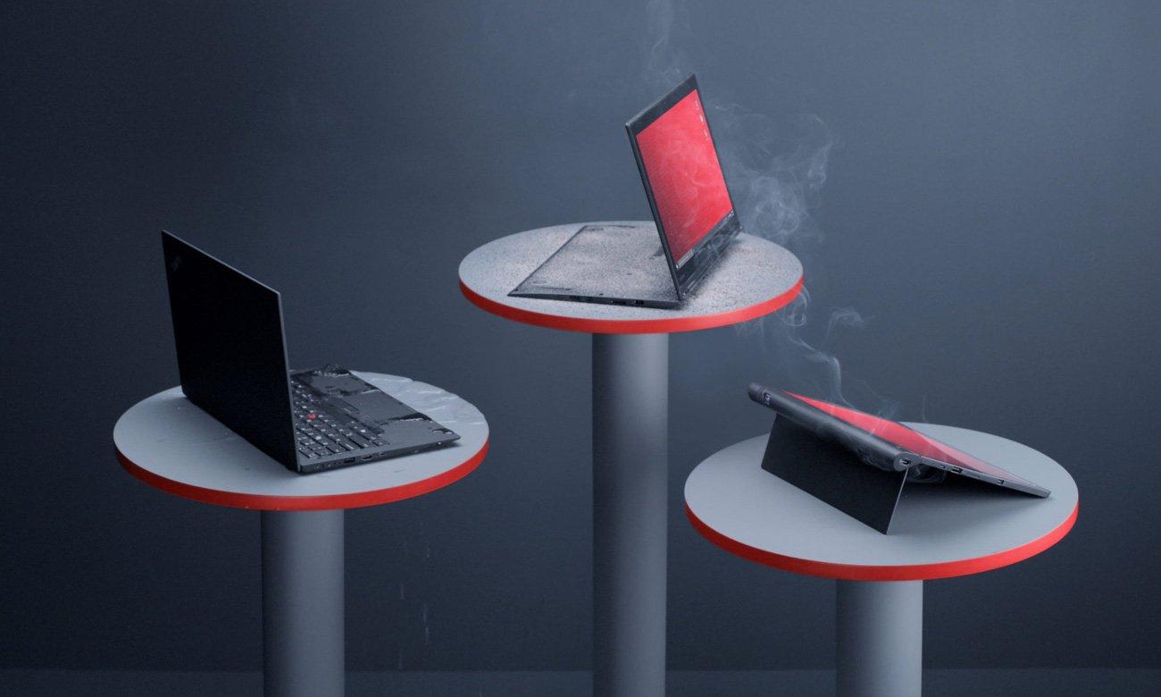 Lenovo ThinkPad E480 Maksymalna niezawodność