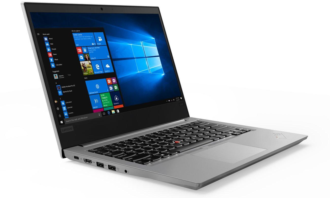 Lenovo ThinkPad E480 Wideokonferencje wysokiej jakości