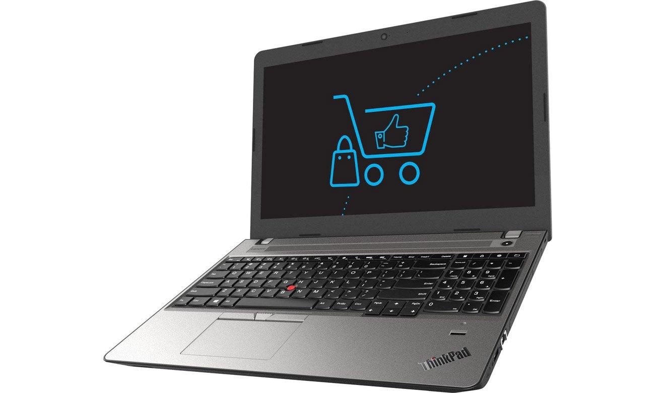 lenovo ThinkPad E570 Procesor Intel Core i5 siódmej generacji