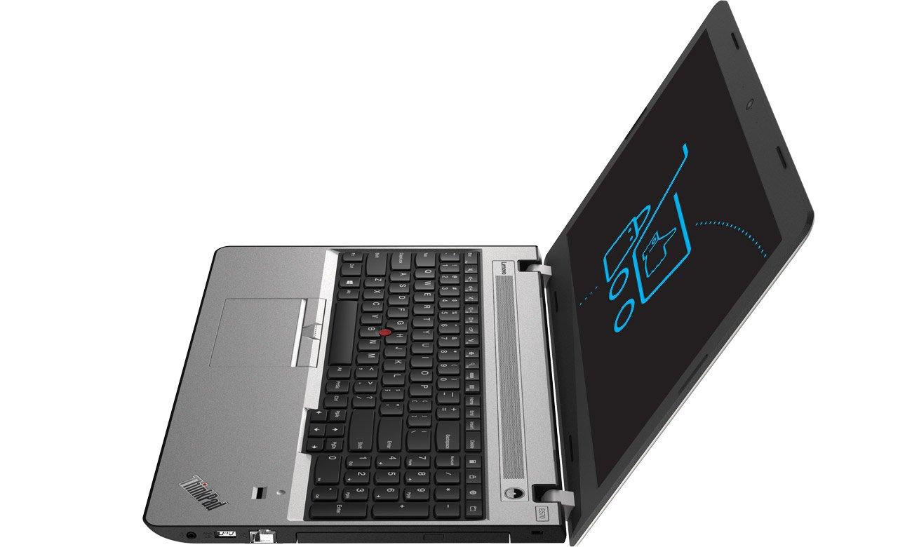 lenovo ThinkPad E570 niezawodność