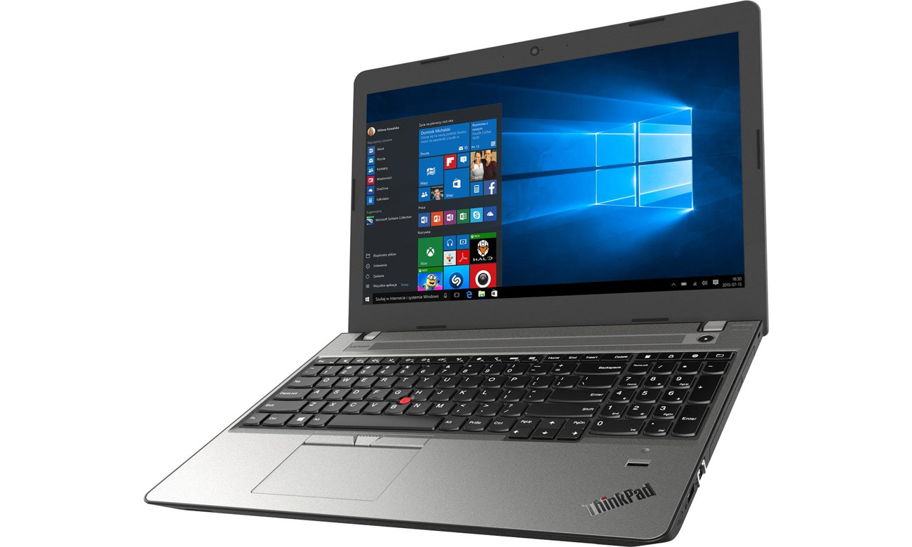 lenovo ThinkPad E570 Procesor Intel Core i5-7200U