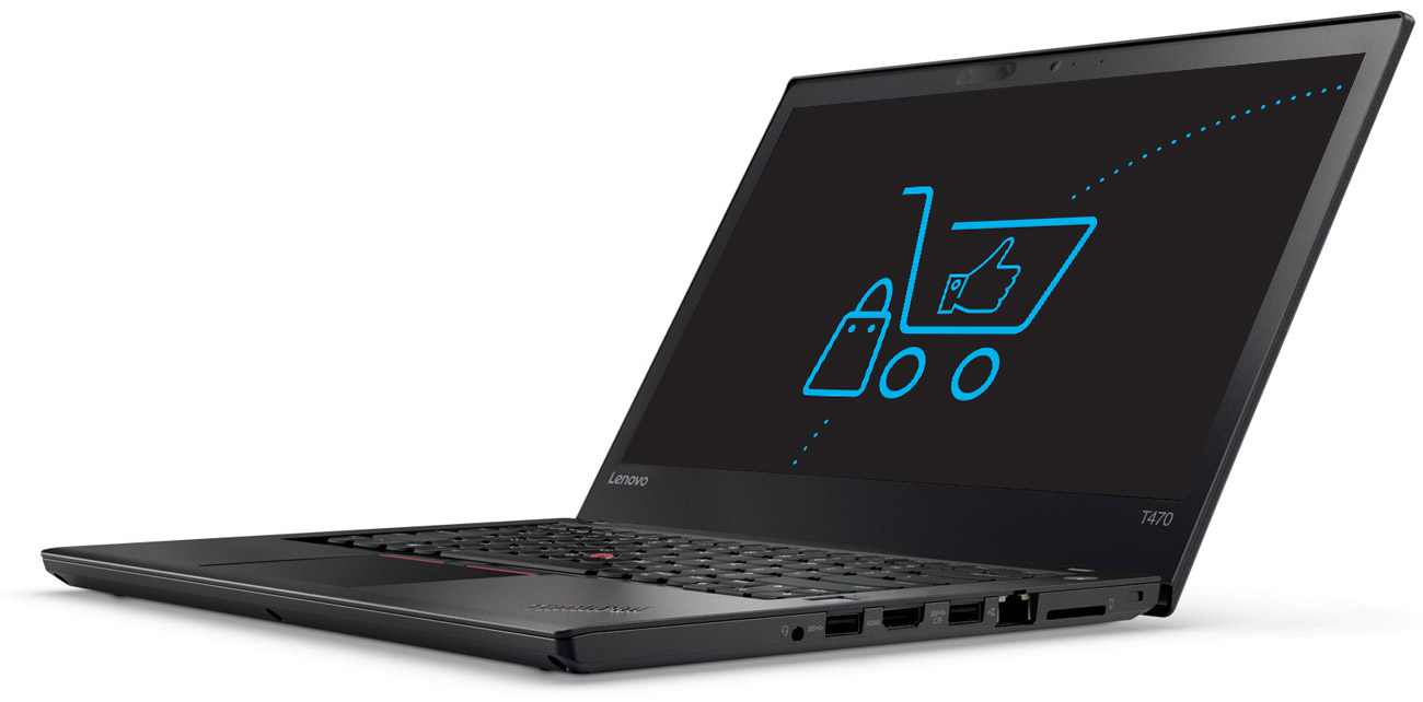 Lenovo ThinkPad T470 Układ graficzny Intel HD Graphics