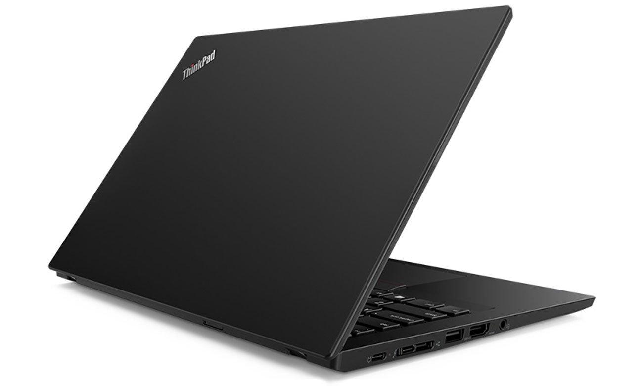 Lenovo ThinkPad T480 Podnosi poziom wydajności