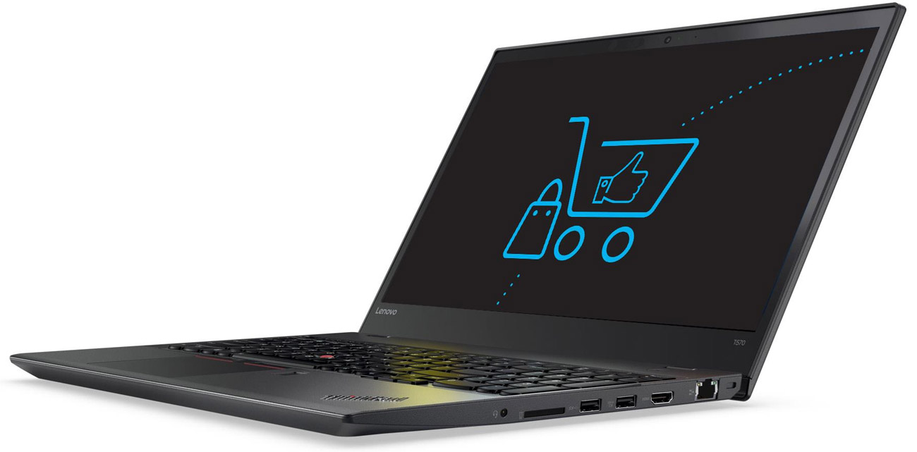 Lenovo ThinkPad T570 karta graficzna Intel HD Graphics