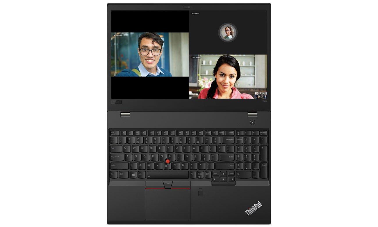 Lenovo ThinkPad T580 Produktywna praca niezależnie od miejsca i oświetlenia