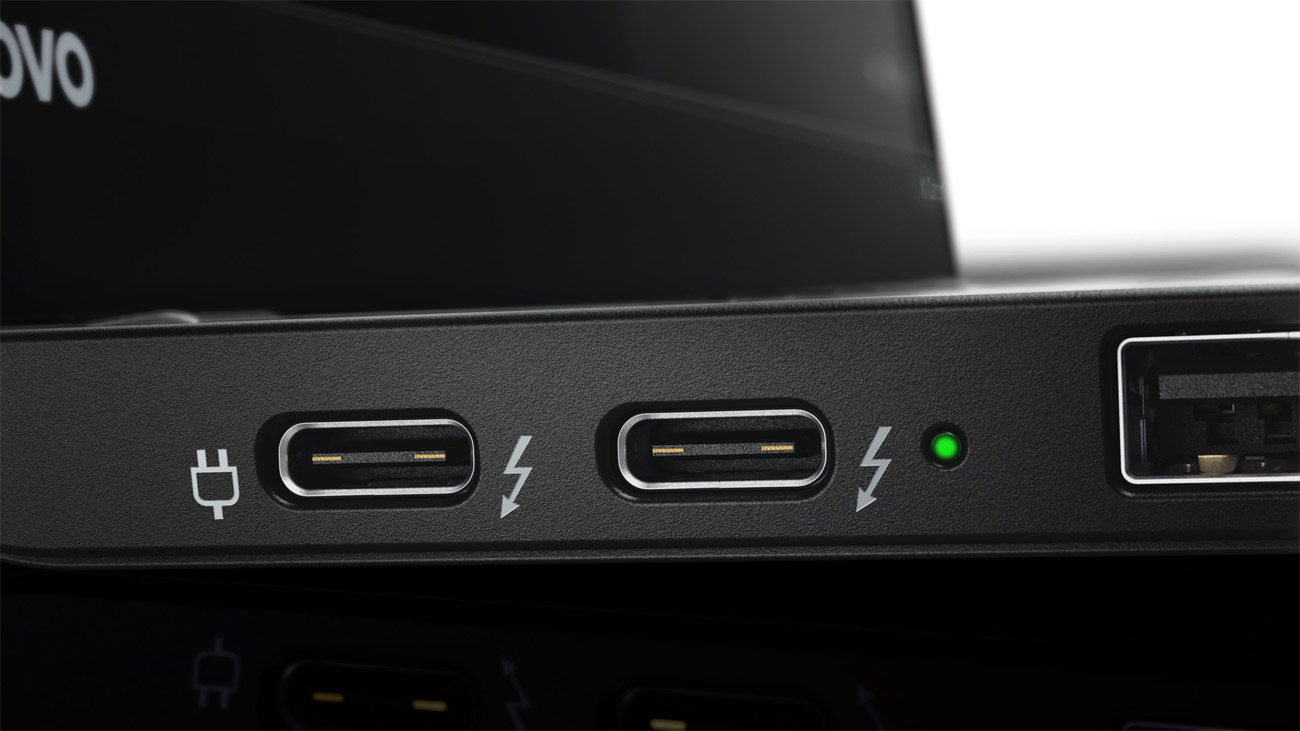 Lenovo ThinkPad X1 Carbon 5 port Thunderbolt