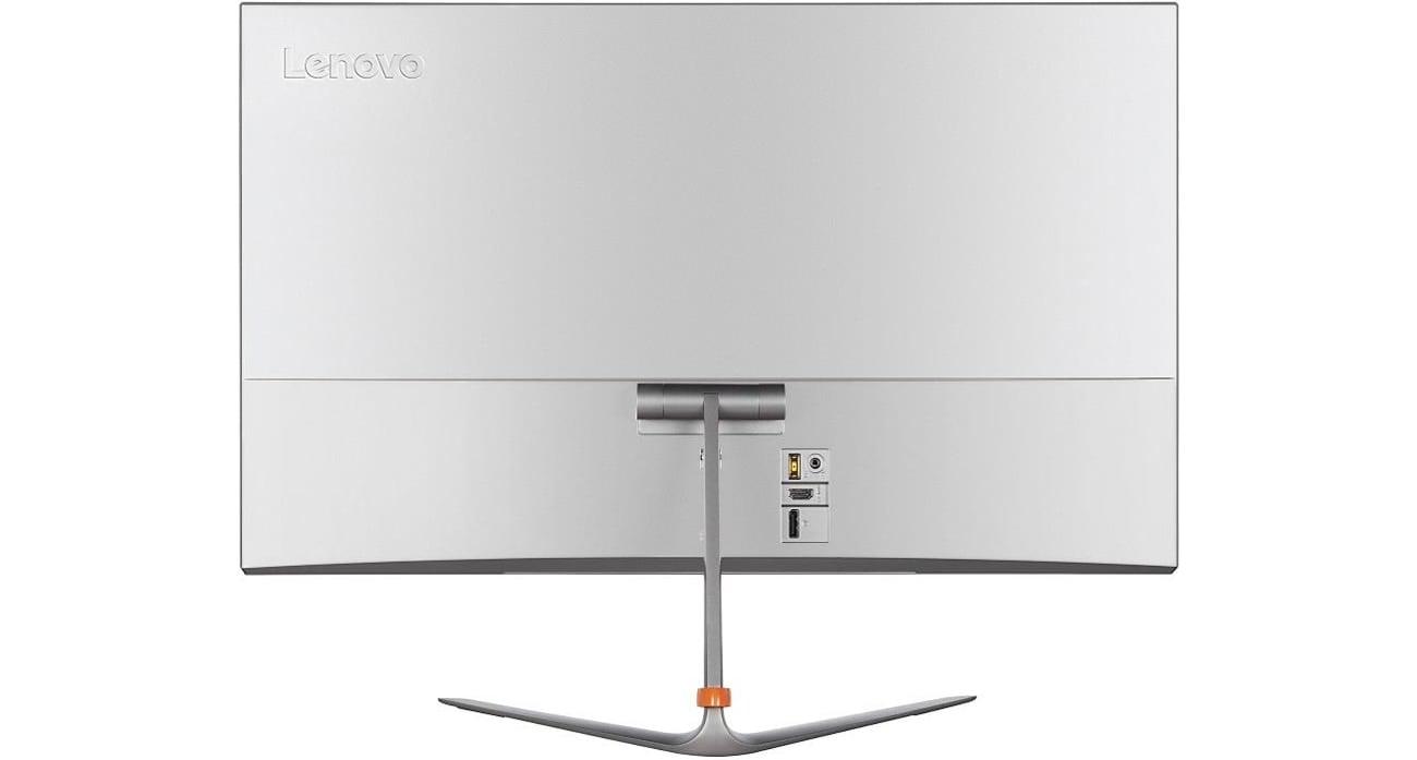 Lenovo L24q Widok Z Tyłu