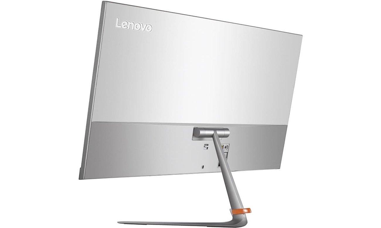 Lenovo L27q Widok Z Tyłu