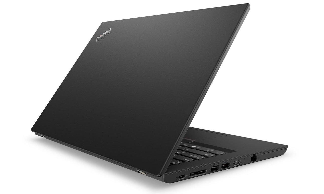 Lenovo Thinkpad L480 Mobilny, lekki, wytrzymały