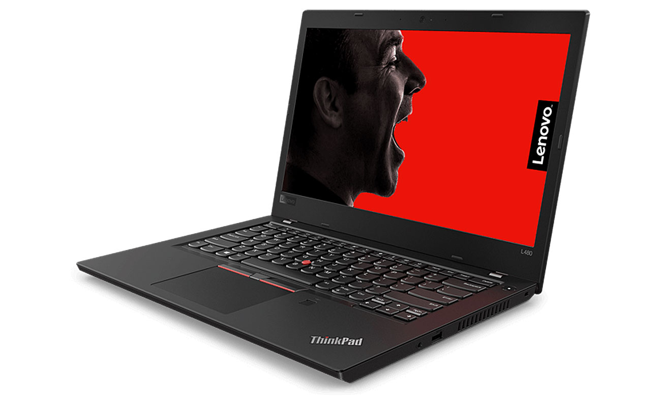 Lenovo Thinkpad L480 ekran Full HD IPS