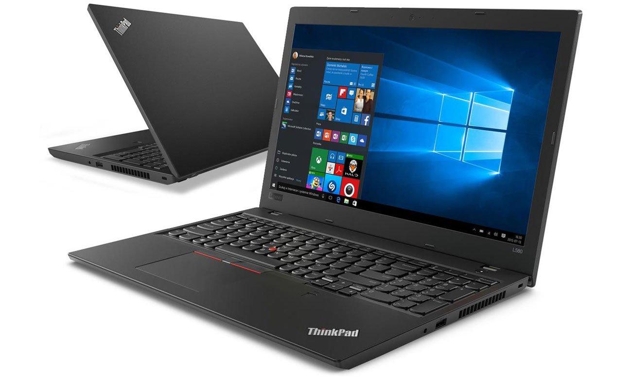 Lenovo Thinkpad L580 Wszechstronny laptop biznesowy