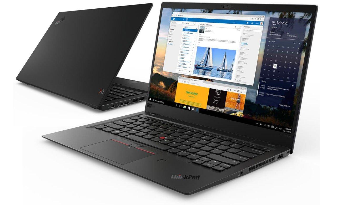 Lenovo Thinkpad X1 Carbon 6 Ultralekki. Ultrawydajny. Ultraoczywisty wybór.