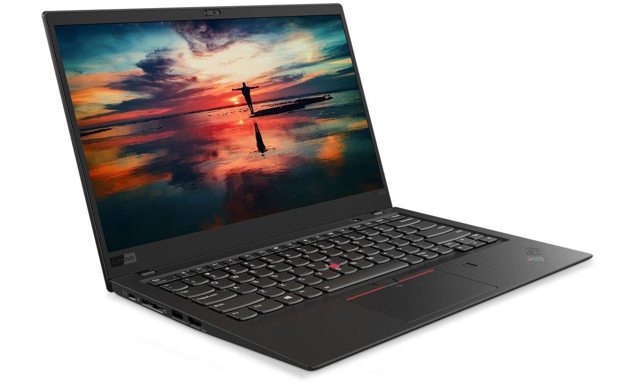 Lenovo Thinkpad X1 Carbon 6 Doskonałe brzmienie z Dolby Audio Premium