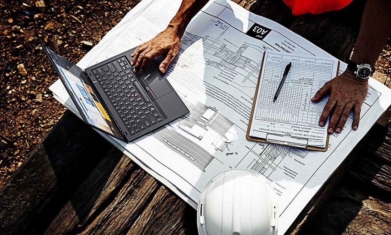 Lenovo Thinkpad X1 Carbon 6 Wytrzyma długą pracę w trudnych warunkach