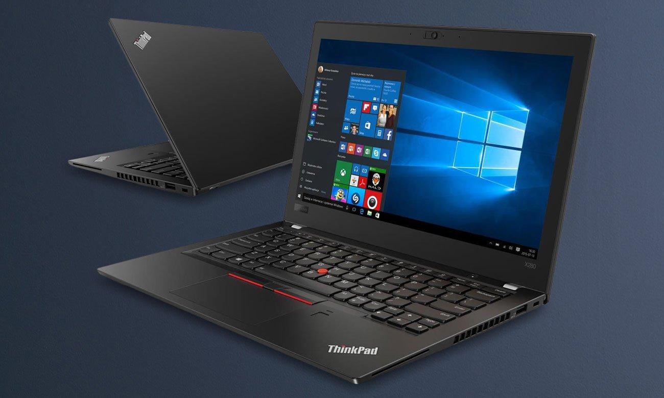 Lenovo ThinkPad x280 Połączenie mobilności i wydajności
