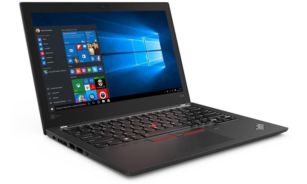 Lenovo ThinkPad x280 Procesor Intel Core i5 ósmej generacji