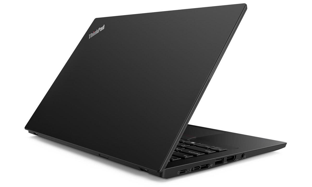 Lenovo ThinkPad x280 Doskonała mobilność, Smukłość i lekkość