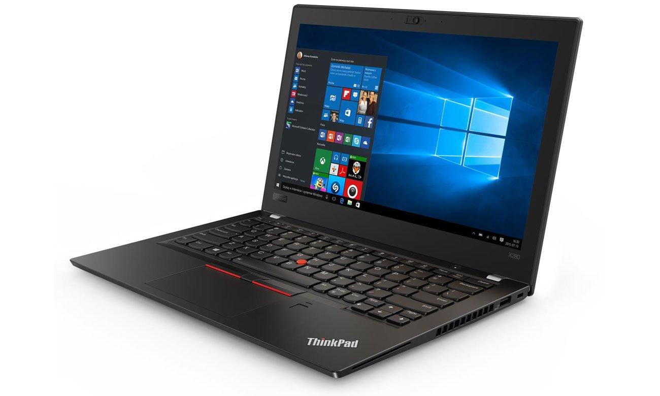 Lenovo ThinkPad x280 Sprawne działanie w ekstremalnych warunkach