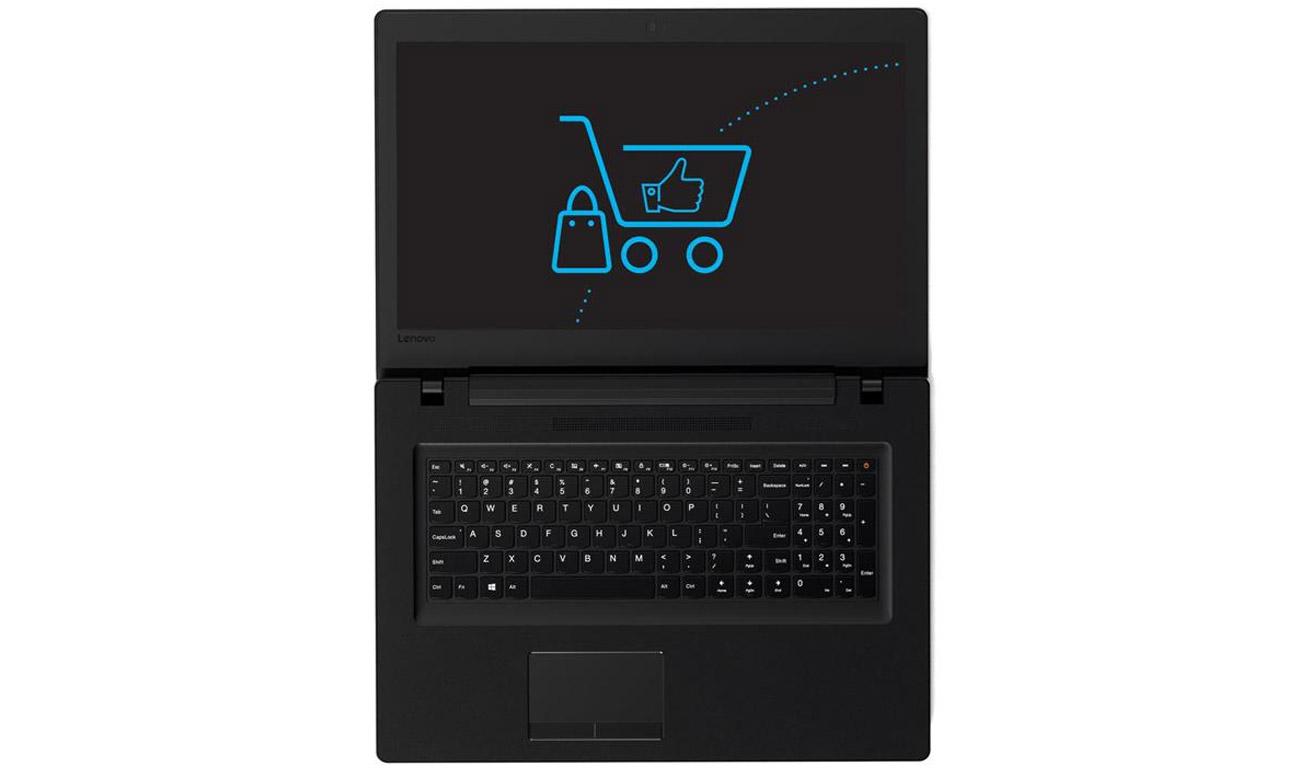 Laptop Lenovo V110 zawias 180 stopni