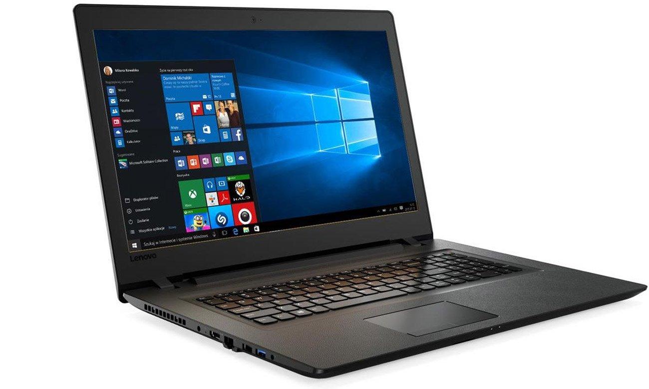 Laptop Lenovo V110 procesor intel core i5 siódmej generacji turbo wydajność