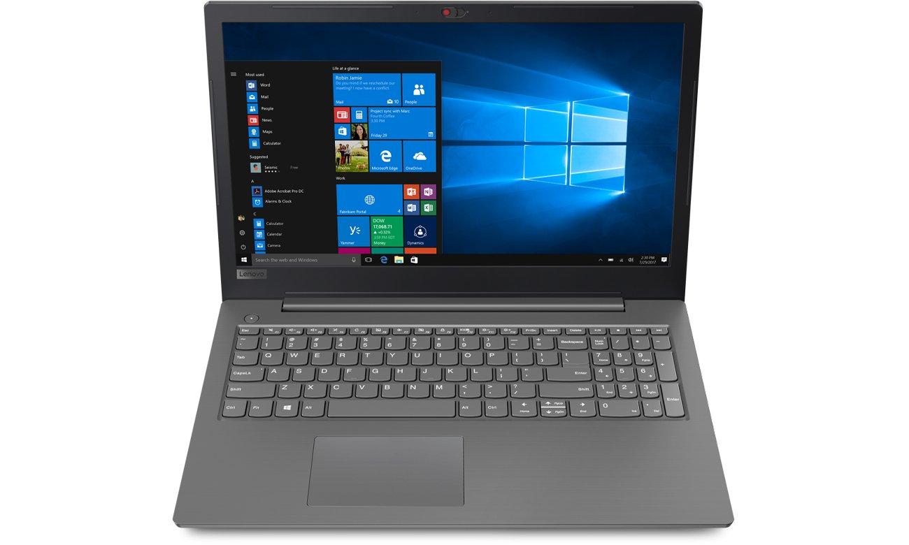 Laptop Lenovo V330 ergonomiczna klawiatura bateria Ultrabay
