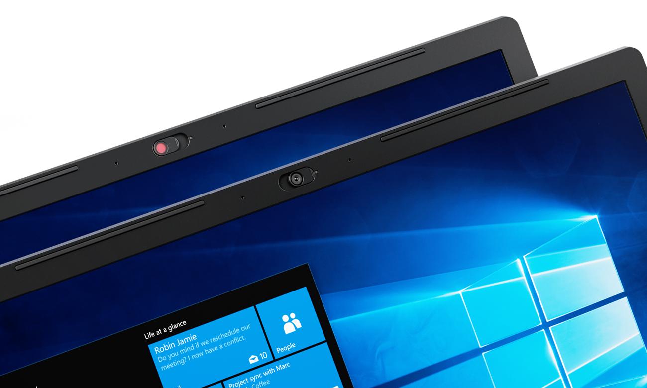 Laptop Lenovo V330 TPM Windows Hello ochrona danych
