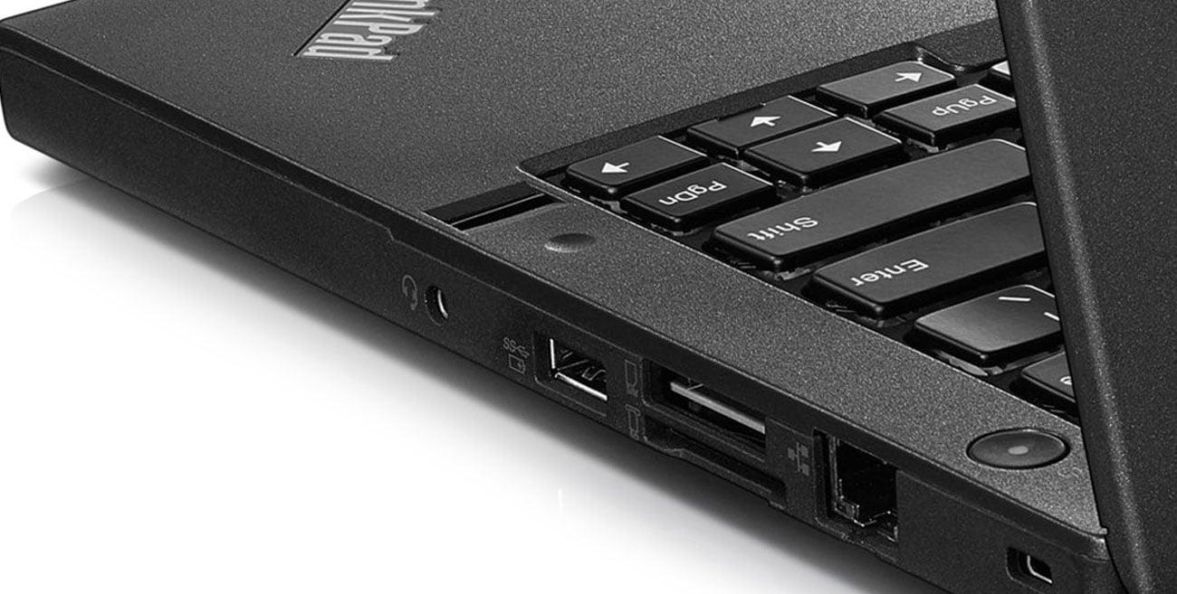 Lenovo X260 czytnik linii papilarnych