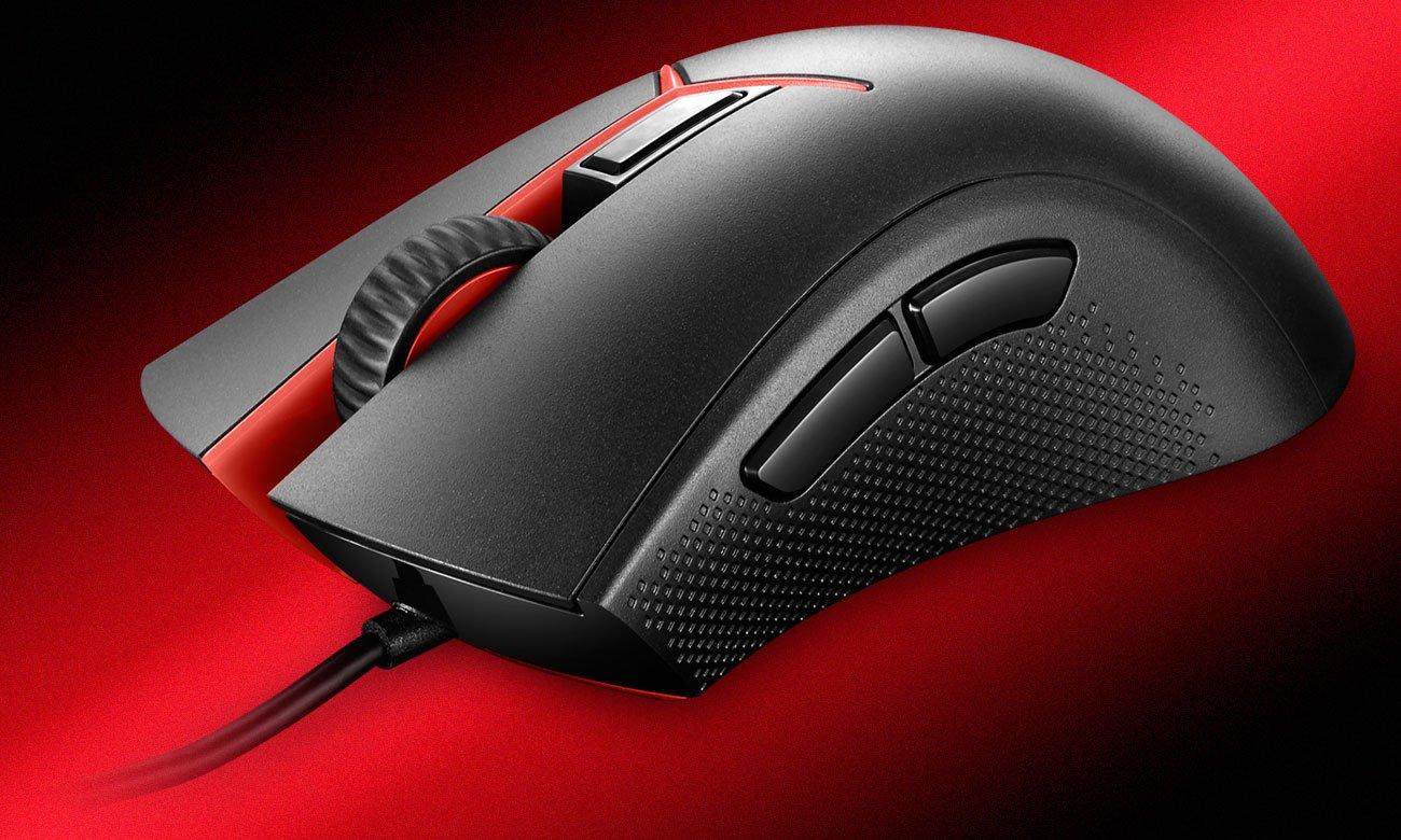 Mysz optyczna Lenovo Y Gaming 5 programowalnych przycisków