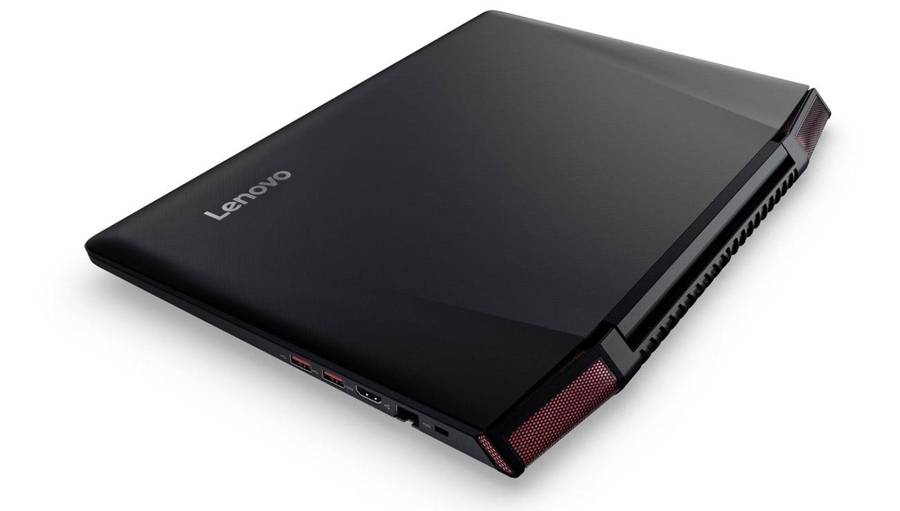 Aluminiowa obudowa w Laptop Lenovo Y700