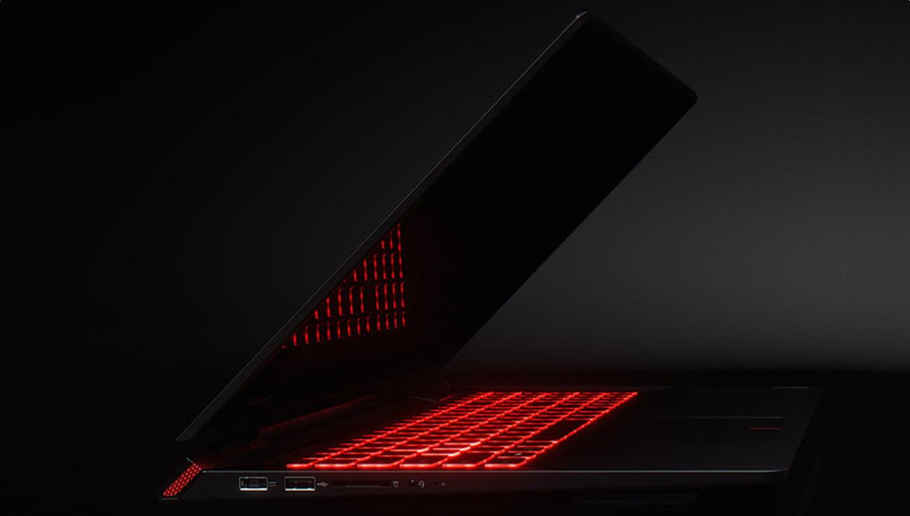 Podświetlana klawiatura Lenovo Y700