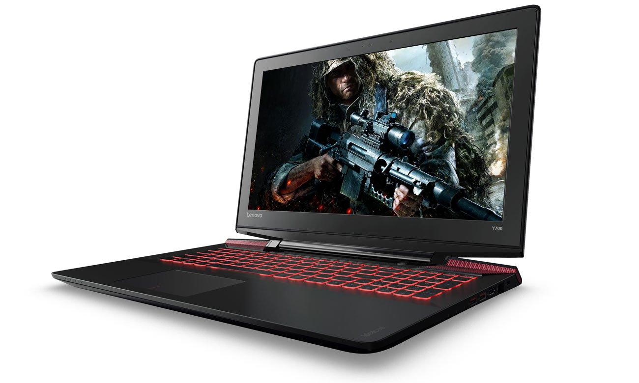 Laptop Lenovo Y700 procesor intel core i 7 szóstej generacji
