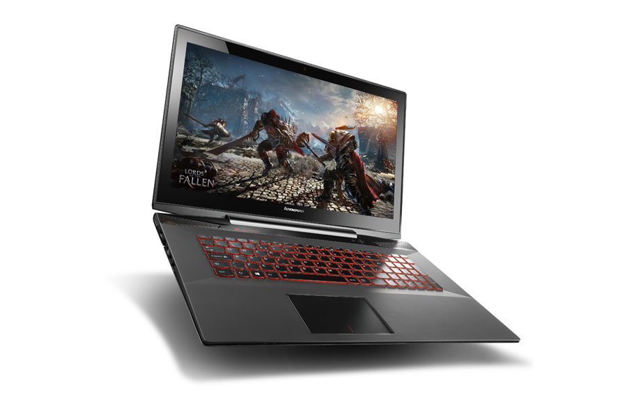 Laptop dla graczy Lenovo Y70-70 Gamer dotykowy ekran