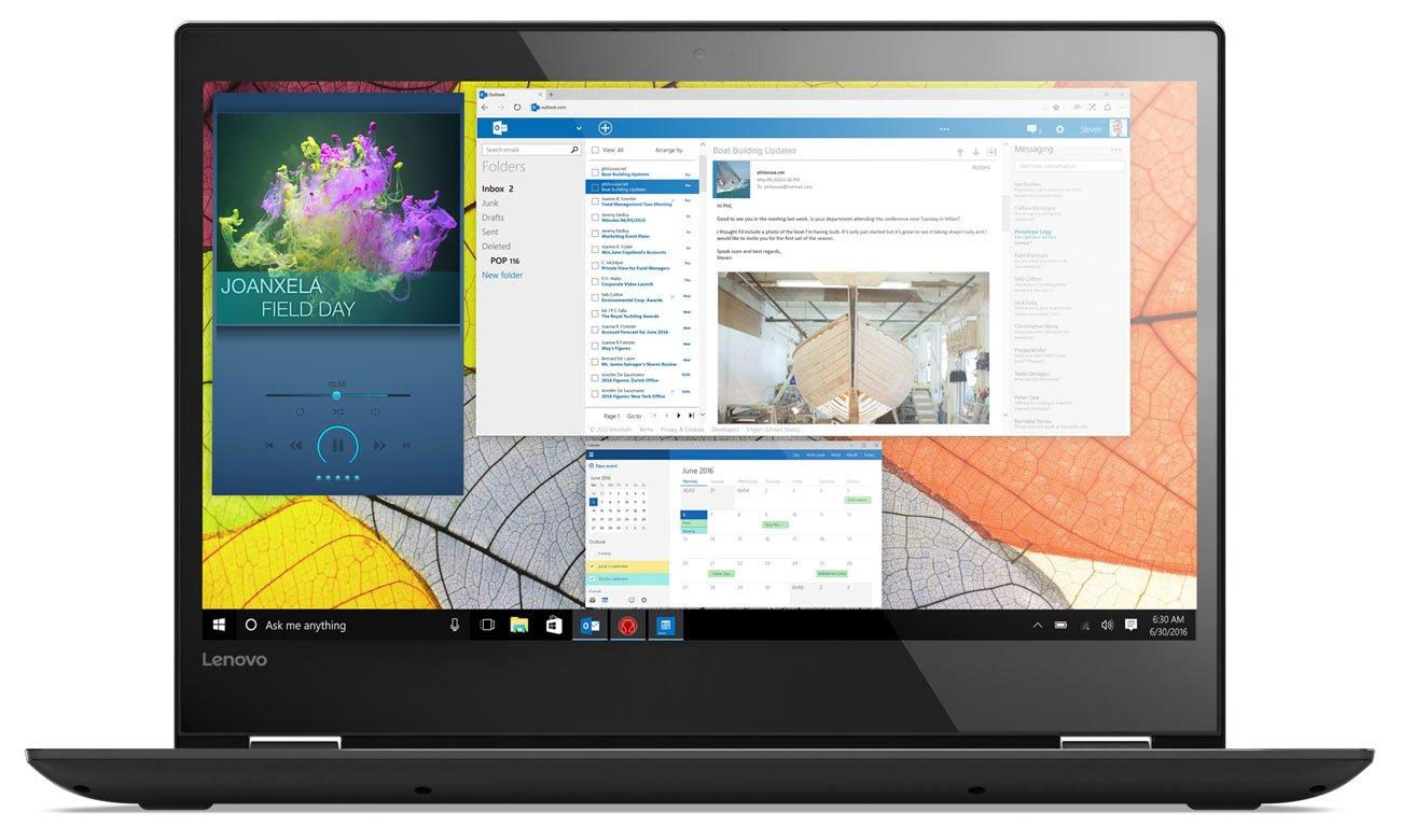 Lenovo YOGA 520 dotykowy ekran IPS, Full HD