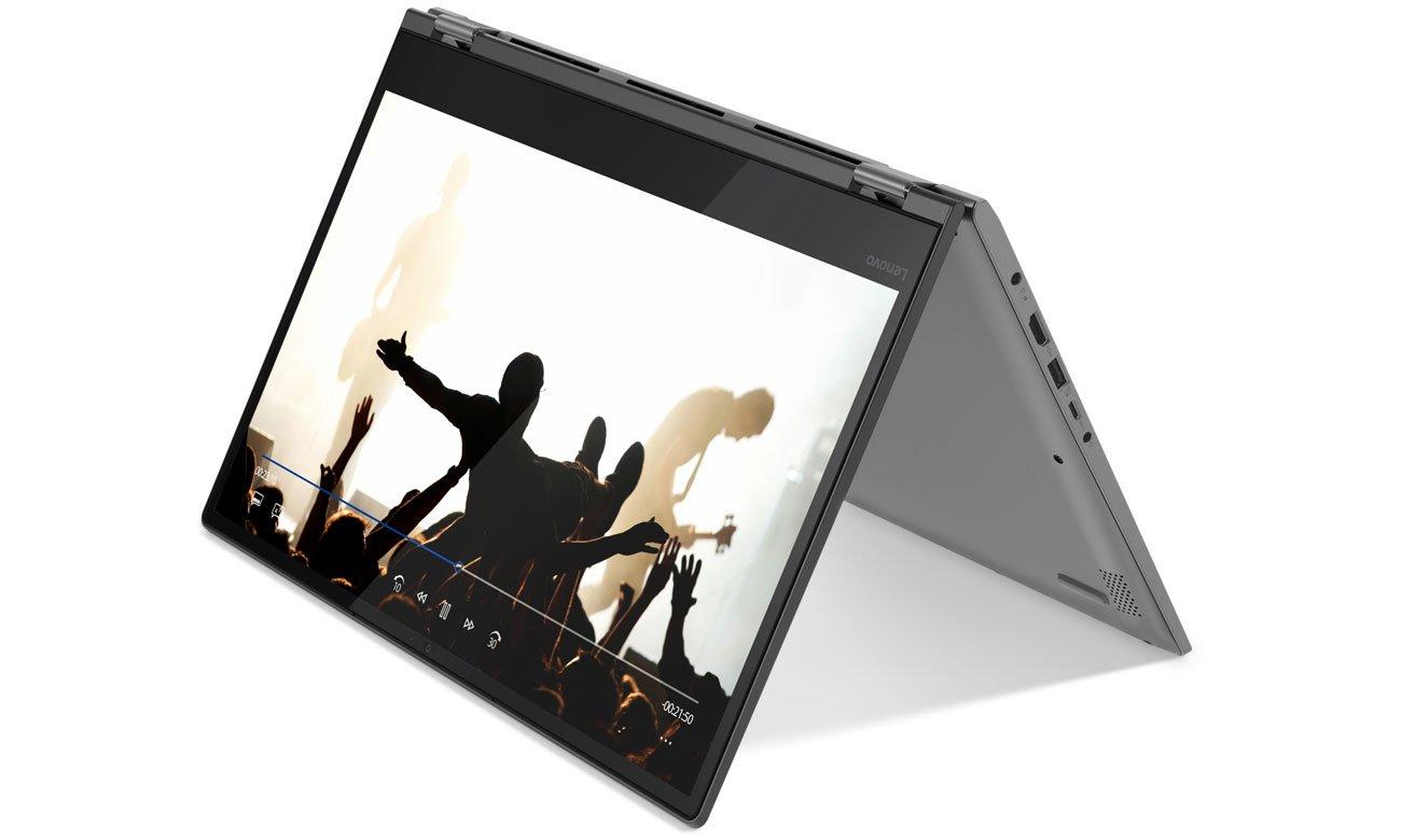 Lenovo Yoga 530 Wysoka jakość obrazu i dźwięku